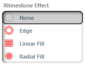 Rhinestone Options