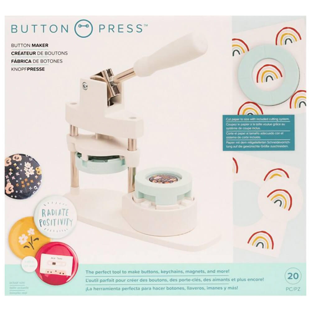 We'R Button Press Starter Kit