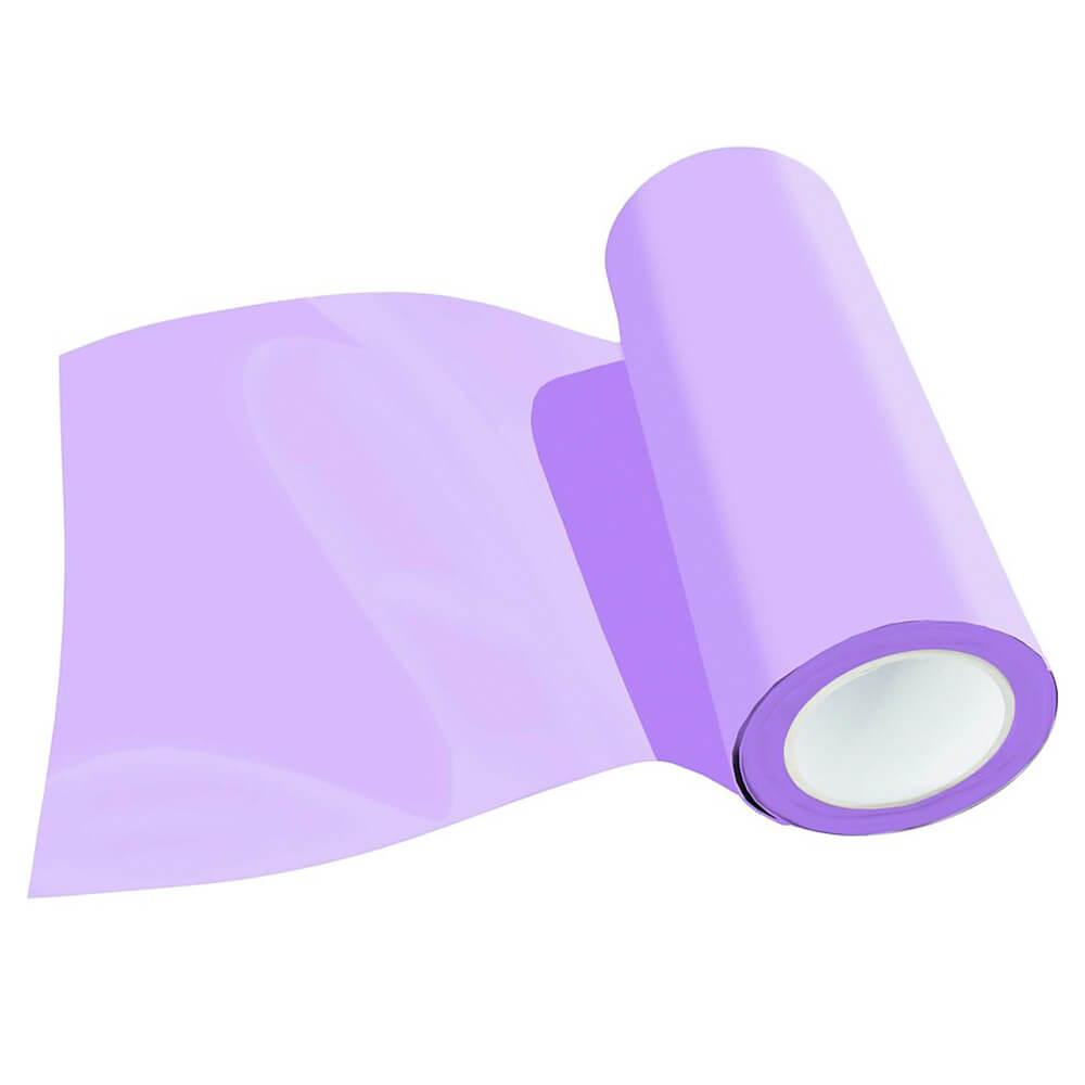 Zartee-flex folija za toplotni transfer PASTEL - Svetlo vijolična