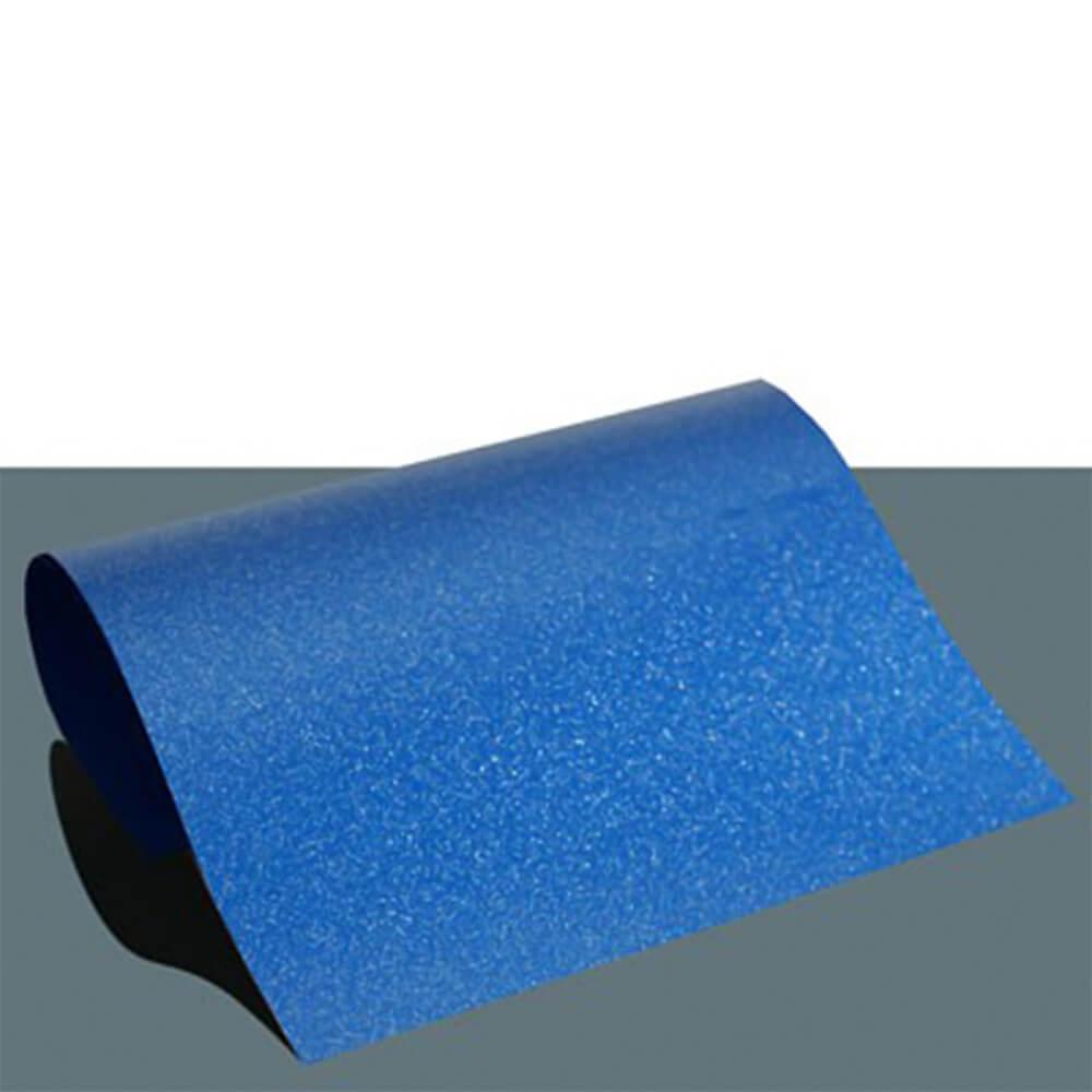 Zartee-flex image glitter A4 - Modra