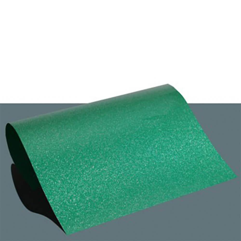 Zartee-flex image glitter A4 - Zelena