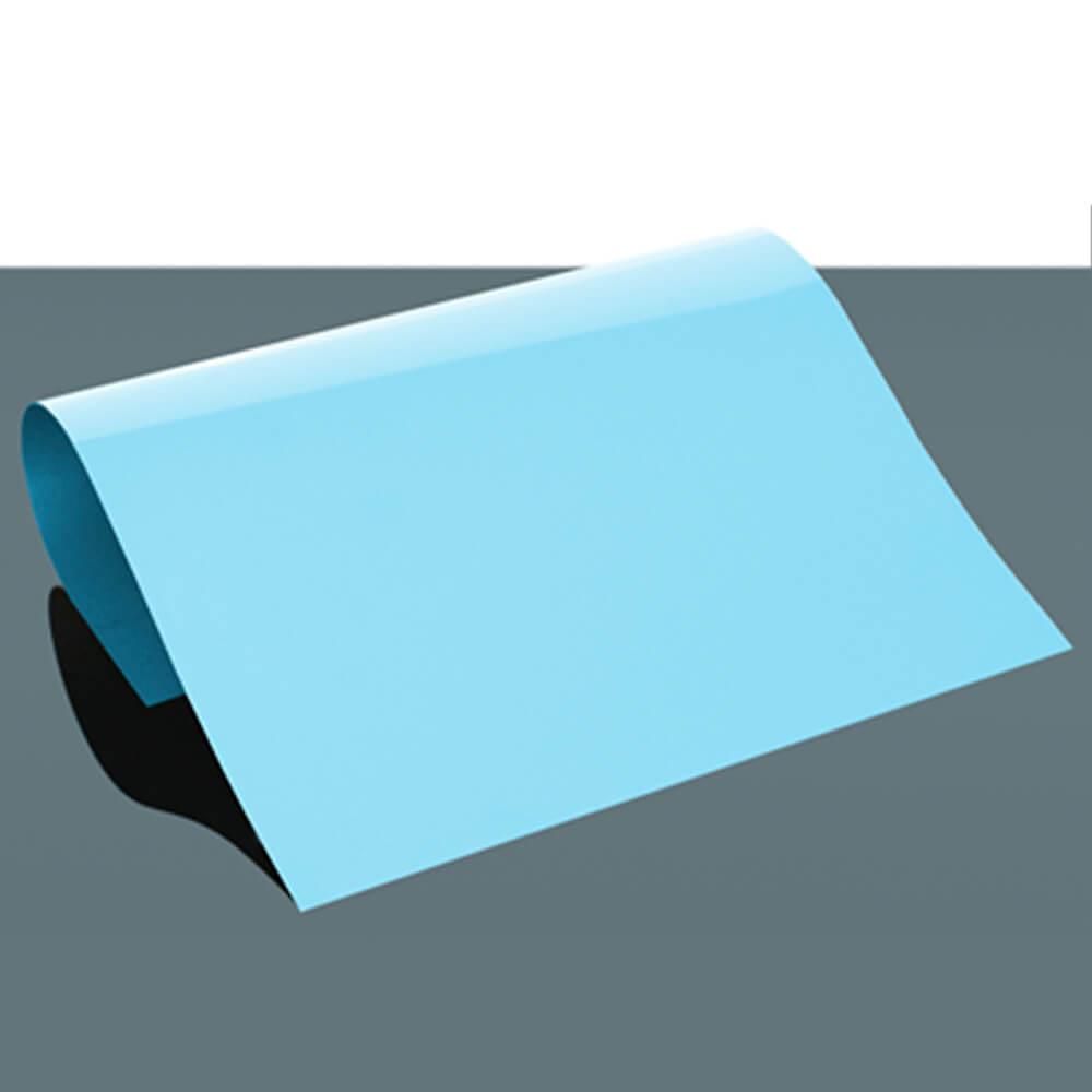 Zartee-matt vinilna folija - Svetlo modra