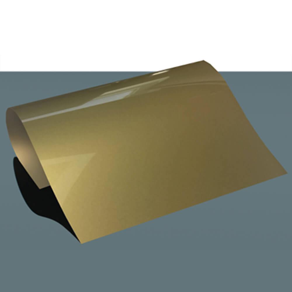 Zartee-matt vinilna folija - Zlata