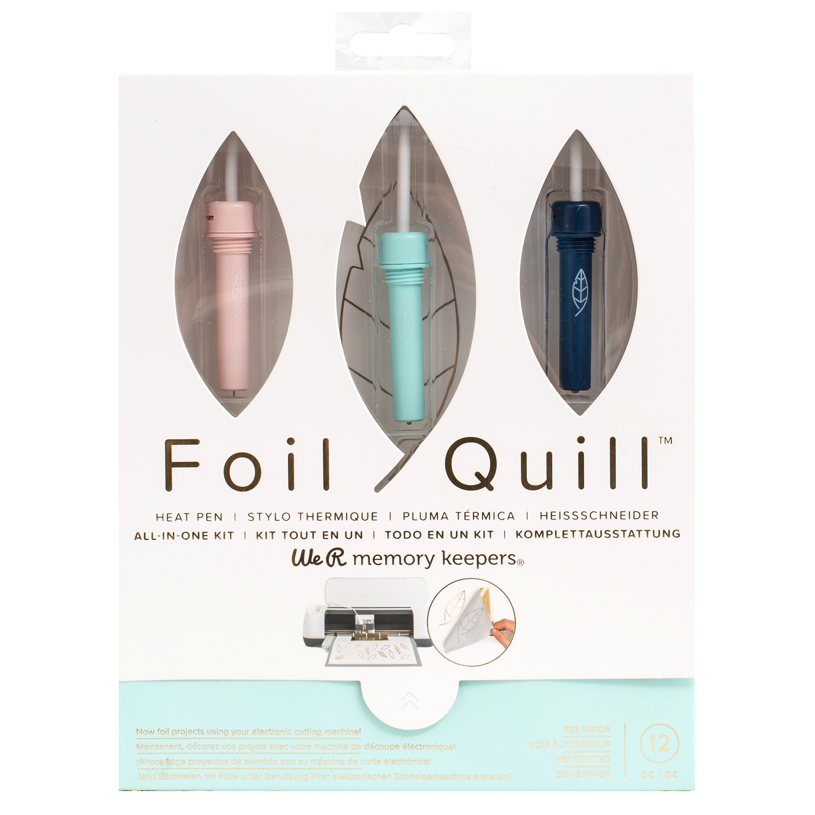 We R Memory Keepers – Foil Quill – Komplet