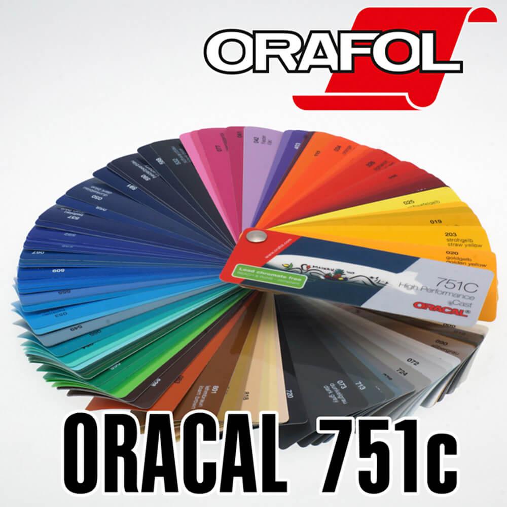 ORACAL 751C folije