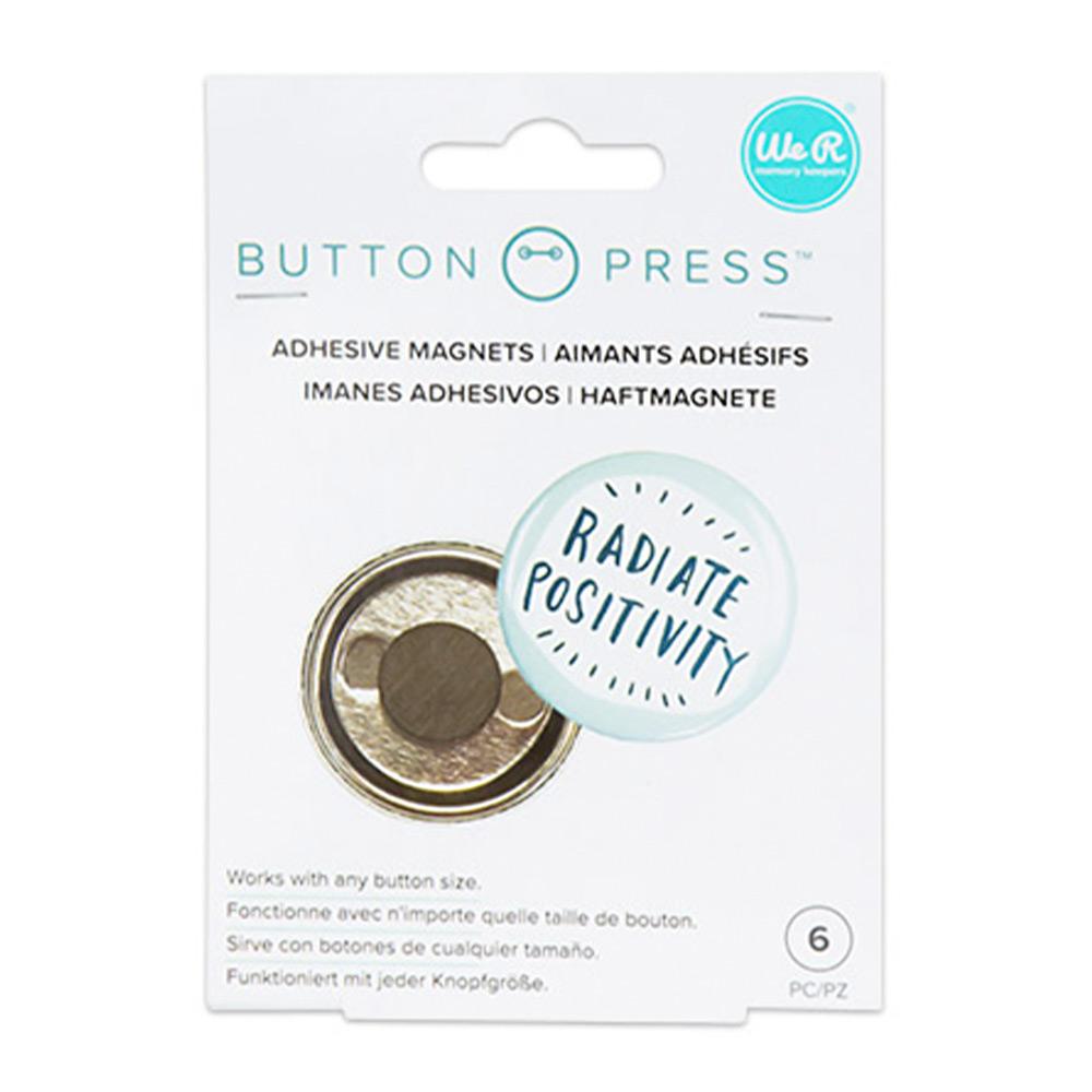 We'R Button Press – Dodatek Za Izdelavo Magneta
