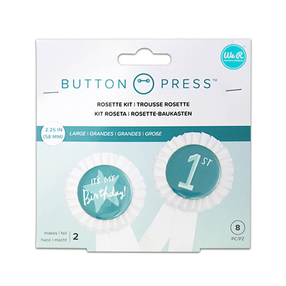 We'R Button Press - Dodatek Za Rozeto