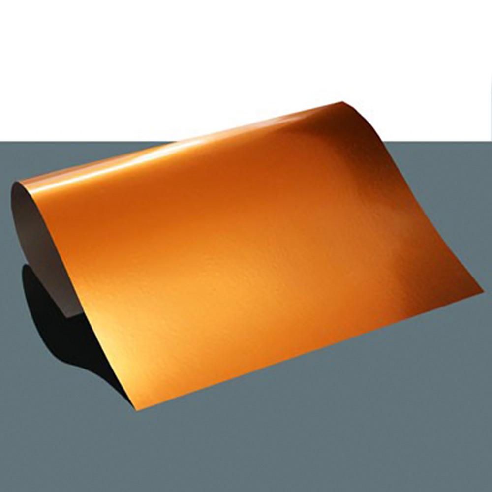 Zartee-flex Metallic A4 - Oranžna