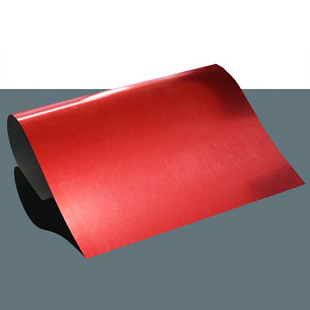 Zartee-flex metallic A4 - Rdeča