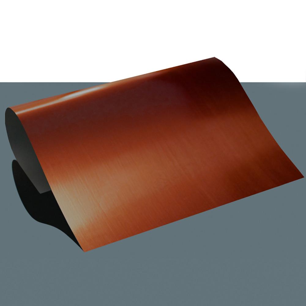Zartee-flex metallic A4 - Rjava