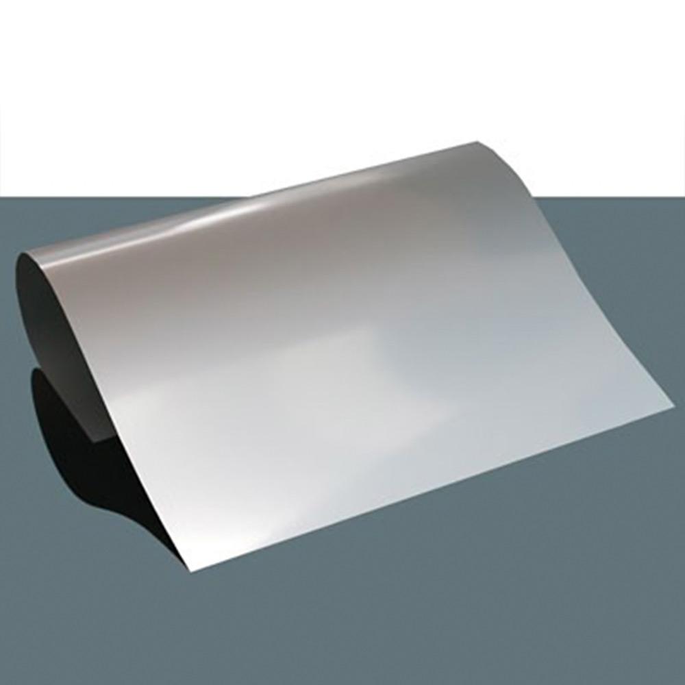 Zartee-flex metallic A4 - Srenbrna
