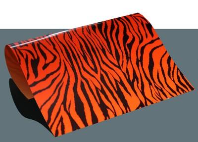 Folija Za Toplotni Transfer – Tigraste črte